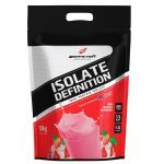 Whey Isolate Definition - 1800g Refil Merengue de Morango - BodyAction