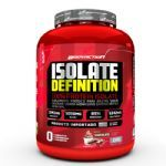 Whey Isolate Definition - 2000g Chocolate - BodyAction