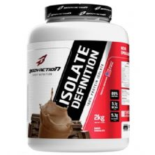 Whey Isolate Definition - 2000g Chocolate - BodyAction