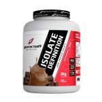 Whey Isolate Definition - 2000g Chocolate - BodyAction no Atacado