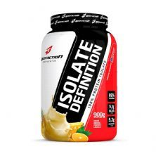 Whey Isolate Definition - 900g Abacaxi, Banana, Laranja, - BodyAction