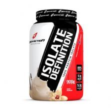 Whey Isolate Definition - 900g Baunilha - BodyAction