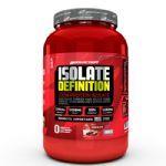 Whey Isolate Definition - 900g Chocolate - BodyAction