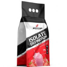 Whey Isolate Definition - 1800g Refil Morango - BodyAction