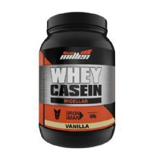 Whey Micelar Casein - 900g Baunilha - New Millen