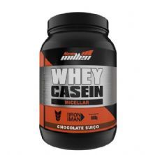Whey Micelar Casein - 900g Chocolate - New Millen