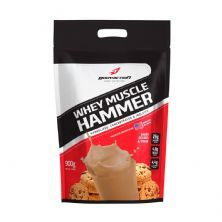 Whey Muscle Hammer - 900g Refil Cookies e Cream - BodyAction