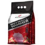 Whey Muscle Hammer - 900g Refil Morango - BodyAction