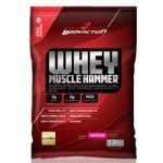 Whey Muscle Hammer - Cookies e Cream 1800g - BodyAction