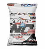 Whey NO2 Vit C & E - 900g Refil Morango - Body Nutry*** Data Venc. 05/10/2017