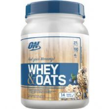 Whey & Oats - 700g Blueberry Muffin - Optimum Nutrition