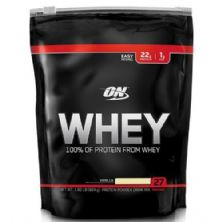 Whey ON 100% of Protein from Whey - 837g Baunilha - Optimum Nutrition