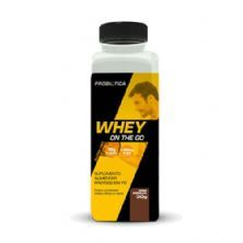 Whey On The Go - 30g Chocolate - Probiotica