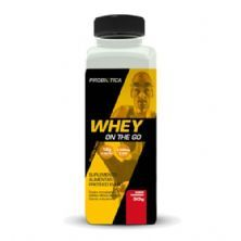 Whey On The Go - 30g Morango - Probiotica