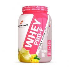 Whey PRO-F - 900g Abacaxi, Banana e Laranja - BodyAction*** Data Venc. 30/03/2021
