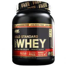 Whey Protein 100% Gold Standard - 1009g Chocolate Brigadeiro - Optimum Nutrition