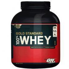 Whey Protein 100% Gold Standard - 2270g Banana Cream - Optimum Nutrition