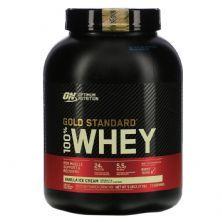 Whey Protein 100% Gold Standard - 2270g Baunilha - Optimum Nutrition