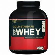 Whey Protein 100% Gold Standard - 2270g Chocolate - Optimum Nutrition