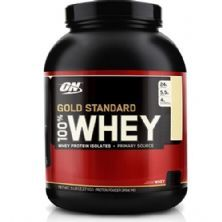 Whey Protein 100% Gold Standard - 2270g Mocha Cappuccino - Optimum Nutrition
