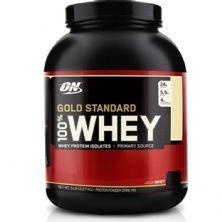 Whey Protein 100% Gold Standard - 2270g Mocha Cappuccino - Optimum Nutrition