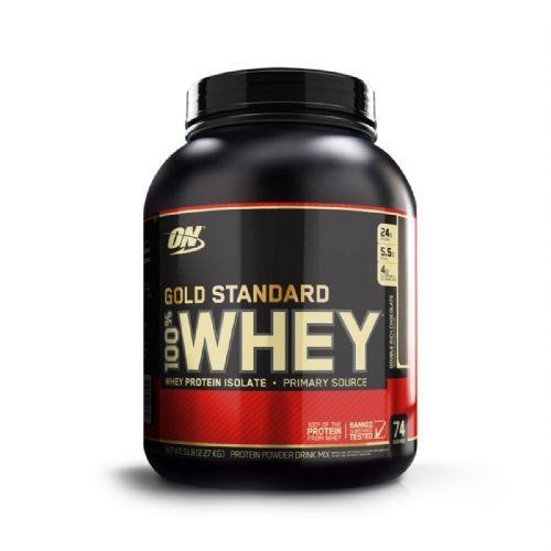 Whey Protein 100% Gold Standard - 2270g Delicius Strawberry - Optimum Nutrition no Atacado