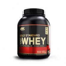 Whey Protein 100% Gold Standard - 2270g Delicius Strawberry - Optimum Nutrition