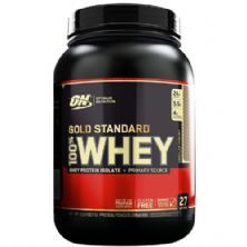 Whey Protein 100% Gold Standard - 907g Chocolate Hazelnut - Optimum Nutrition