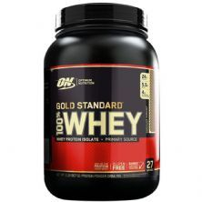 Whey Protein 100% Gold Standard - 907g Chocolate Hazelnut - Optimum Nutrition