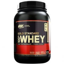 Whey Protein 100% Gold Standard - 907g Horchata - Optimum Nutrition
