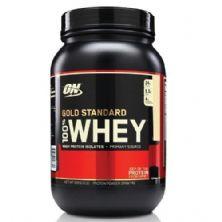 Whey Protein 100% Gold Standard - 909g Brigadeiro - Optimum Nutrition