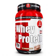 Whey Protein - 1000g Chocolate - Midway
