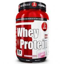 Whey Protein - 1000g Morango - Midway