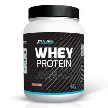 Whey Protein - 450g Chocolate - Fitfast Nutrition