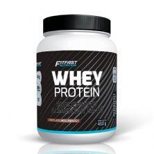 Whey Protein - 450g Chocolate Meio Amargo - Fitfast Nutrition