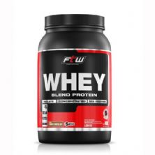 Whey Protein Blend Ftw  - 900G Chocolate - Fitoway*** Data Venc. 06/04/2018