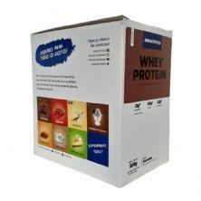Whey Protein Concentrado - 10 Sachês 30g Chocolate - NewNutrition