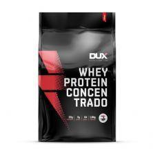 Whey Protein Concentrado - 1800g Refil Morango - Dux Nutrition