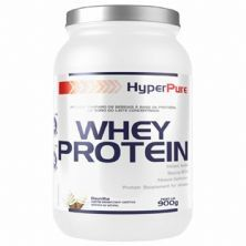 Whey Protein Concentrado - 900g Baunilha - HyperPure