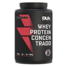 Whey Protein Concentrado - 900g Chocolate - Dux Nutrition