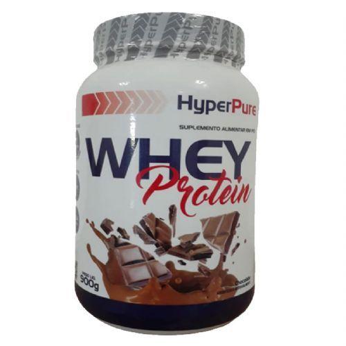 Whey Protein Concentrado - 900g Chocolate - HyperPure no Atacado