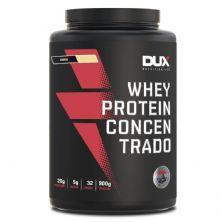 Whey Protein Concentrado - 900g Coco - Dux Nutrition