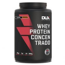 Whey Protein Concentrado - 900g Cookies - Dux Nutrition