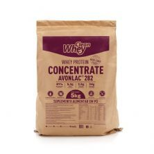 Whey Protein Concentrate Avonlac 282 - 5000g Neutro - Clean Whey