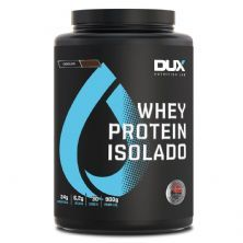 Whey Protein Isolado - 900g Chocolate - Dux Nutrition