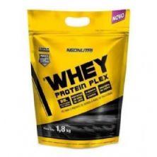 Whey Protein Plex - 1800g Morango - NeoNutri