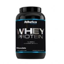 Whey Protein Pro Series - 1000g Chocolate - Atlhetica