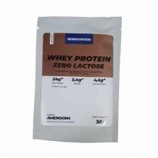 Whey Protein Zero Lactose - 1 Sachê 360g Amendoim - Newnutrition