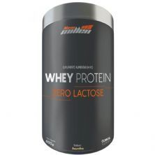 Whey Protein Zero Lactose - 600g Baunilha - New Millen
