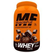 Whey Quality - 810g Chocolate - MuscleFull